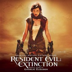 Resident evil movies! Need this one also