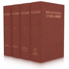 Monastyczna Liturgia Godzin, komplet  http://tyniec.com.pl/product_info.php?cPath=7&products_id=931