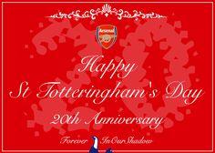 トットリンガムデイ Totteringham's Day 2015