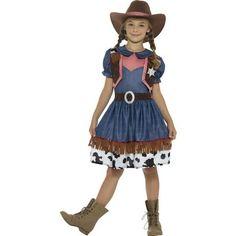 Texan Cowgirl Costume