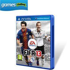 FIFA 13 #PSVita. #OfertasGLS  Precio 43.95€