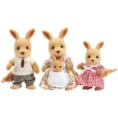 Kangaroo Family 2 A little Aussie kangaroo family, so cute. #pintowin #entropywishlist