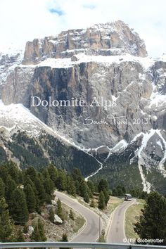 How I Survived a Road Trip Through the Dolomite Alps | ITB Globetrotter