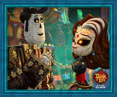 Stay true to your heart, and if all else fails - ask Mamá. #BookOfLife