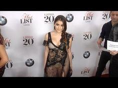 "Lauren Giraldo Latina's 7th Annual ""Hollywood Hot List"" Red Carpet"