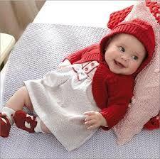 Image result for vetement bébé fille hiver