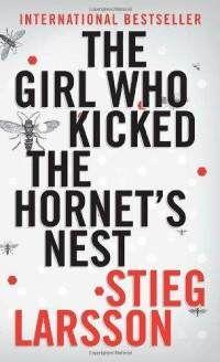 The Girl Who Kicked the Hornet's Nest (Vintage Crime/Black Lizar... Cover Art