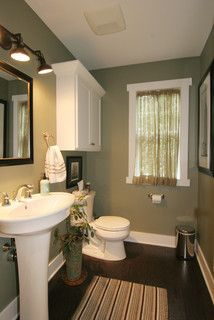 Cape Cod Style Home - traditional - powder room - grand rapids - by Koetje Builders Inc