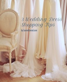 Wedding Bells: How to Find the Right Wedding Dress {Lauren Conrad's Tips}
