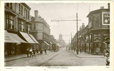 Lozells Road, Lozells nr. Handsworth, Birmingham Pre-1914 RP