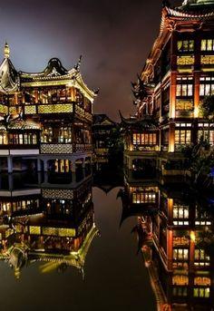 Shanghai, China #travel FLIGHTS BOOKED!