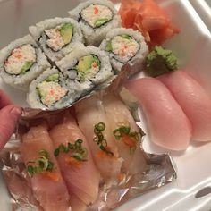 Have some lunch at Botan Sushi on Folsom Blvd - 12.95 all you can eat sushi buffet!