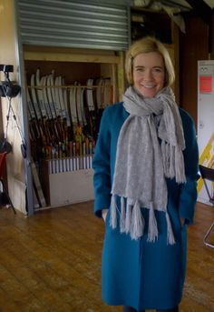 Lucy Worsley + Worlds biggest scarf? Dr Lucy Worsley, Photography Movies, She Is Gorgeous, I Love Lucy, Tv Presenters, Her Style, Movie Stars, Celebs, Lady