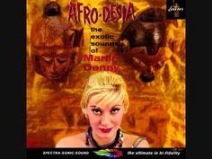 Martin Denny - Afro Desia (1959)  Full vinyl LP