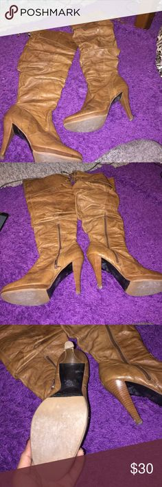 Jessica Simpson In great condition! Jessica Simpson Shoes Heeled Boots