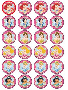 All The Freebie Printables In Our New Rapunzel Printable Party Pack