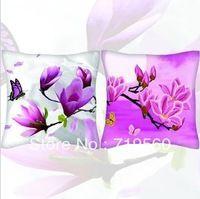 Diy 5D китайский ручной кросс-колющие, Подушка украсить для диван, Цветок подушки ---- бабочка и цветок