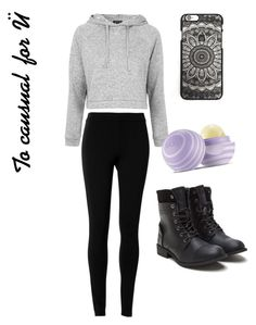 """""""Causual outfit #2"""" by rachealprincess123 ❤ liked on Polyvore featuring мода, Topshop, Max Studio и Eos"""