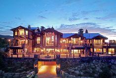 Deerfield Estate - Heber City, Utah | Park City Luxury Chalet with Cinema, Gym and Spa - Deerfield Estate ...