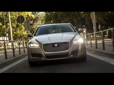 2016 Jaguar XF Diesel - The all-new Jaguar XF brings an unrivalled blend of design, luxury, technology and efficiency to lead the business car segment, under...