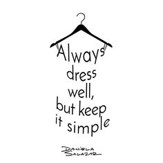 Essential when getting dressed every day. Girly Quotes, True Quotes, Qoutes, Fashion Words, Fashion Quotes, Dress Quotes, Fashion Logo Design, Kids Fashion, Style Fashion