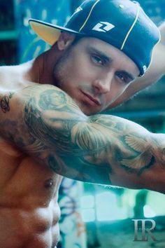 Jase Dean . dear lord. #ink #Tätowierung #tatuaje #tatouage #Cherry #Blossoms #Tattoos #Tattooed