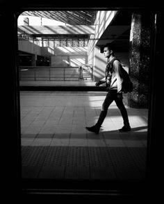Domingo. #bnw #blackandwhite #blancoynegro #streetphoto #buenosaires