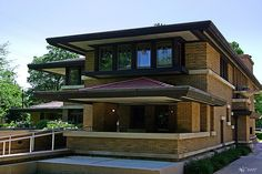Meyer May House: #FrankLloydWright