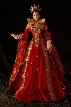 Handmade Doll of History