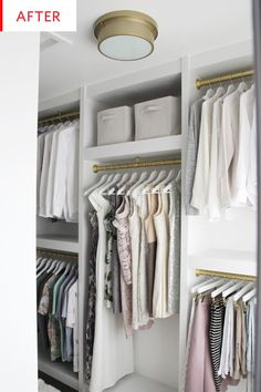 28 best small master closet images diy ideas for home walk in rh pinterest com