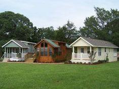 Athens Park Homes: Park Models, modern manufactured homes.