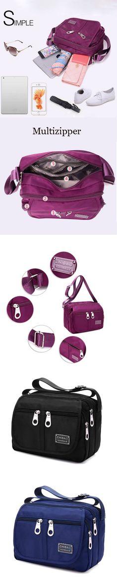 $14.18  Womens Multi-pocket Bag