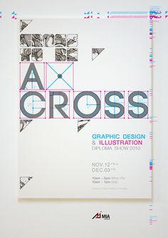 世界畢展海報大普查 | 歐美 3 | Onion Design