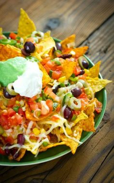 This really is the best nachos recipe. Try it and see :)