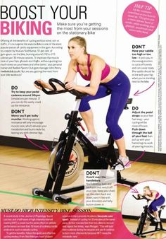 Bikes Used In Spinning Classes Boost Your Biking