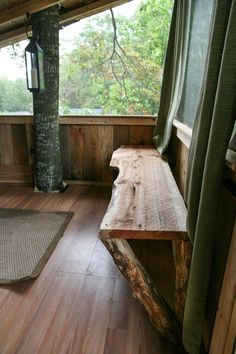 John the Botanist's Treehouse Retreat