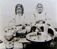 Moroccan women from the Rif