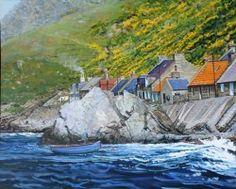 Blue Boat, Crovie