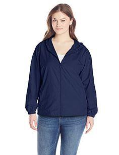 Big Chill Women's Plus-Size Lightweight Jacket with Mesh Lining, http://www.amazon.com/dp/B00RR131UG/ref=cm_sw_r_pi_awdm_i28uxb1MH198X