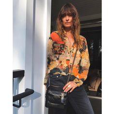 "4,298 Likes, 28 Comments - Caroline de Maigret  (@carolinedemaigret) on Instagram: ""Proud of my cousin and her jewelry line @stoneparisbymarieponiatowski ❤❤ #FamilyLove…"""