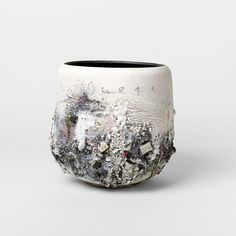 Puls Ceramics - Sam Hall Pottery Vase, Ceramic Pottery, Ceramic Art, Sam Hall, High Definition Pictures, Japanese Ceramics, Small Buildings, Candle Holders, Clay