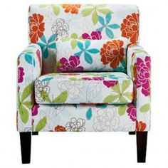 If I one day have a closet that doubles as a dressing room, I am totally putting this chair in it!