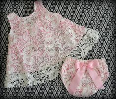 Your little Bella will sure love these swing top and bloomer sets. They are so comfy for every day wear or for special occasions like birthdays