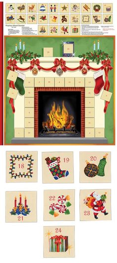 Christmas advent Calendar ....