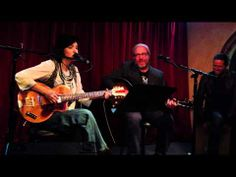 """▶ Gaby Moreno and Adam Levy """"Nostalgia"""" at Room 5 Lounge - YouTube"""