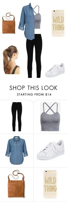 """""""Untitled #221"""" by a-hidden-secret ❤ liked on Polyvore featuring STELLA McCARTNEY, Miss Selfridge, adidas, Merona, Sonix and France Luxe"""