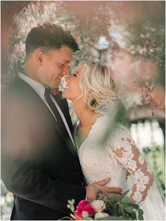 Utah Wedding Photographer, Salt Lake Temple – Ashlee Brooke Photography