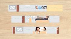 Programação visual criada para a empresa QG CONTACT CENTER.