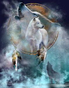 DC Spirit Wolf