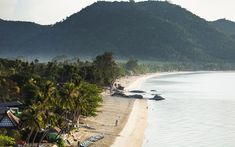 Lamai Beach, Koh Samui, Thailand: Koh Samui is no longer off-the-radar in any way, but all the new infrastructure means that it's actually a great place for families.